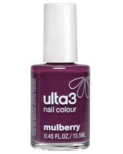 ULTA3 NAIL POLISH MULBERRY