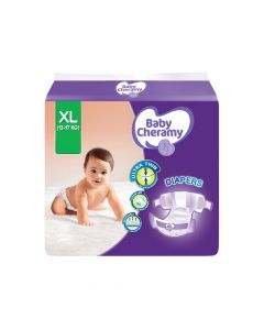 BABY CHERAMY BABY DIAPERS (XL) 4S