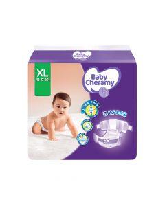 BABY CHERAMY BABY DIAPERS (XL) 12S