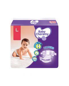 BABY CHERAMY BABY DIAPERS (L) 12S