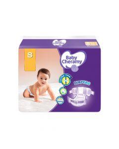 BABY CHERAMY BABY DIAPERS (S) 12S