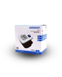 OMRON BLOOD MONITIOR WIRST HEM - 6161