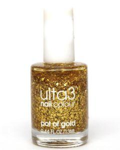 ULTA3 NAIL POLISH POT OF GOLD