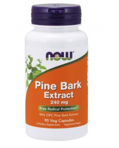 NOW PINE BARK EXTRACT CAP 90S