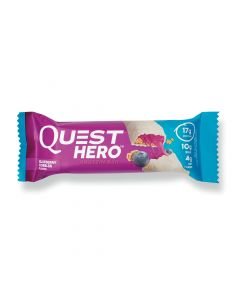 QUEST HERO BLUEBERRY COBBLER BAR 60G 476580