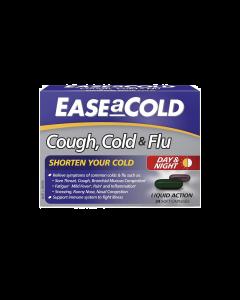 EASE A COLD COUGH, COLD & FLU 24'S