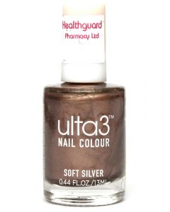 ULTRA3 NAILS SOFT SILVER 14111339