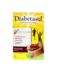 DIABETASOL CHOCOLATE 180G