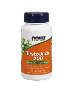 NOW TESTO JACK CAP 60S